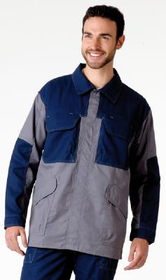 Vestes de travail bicolore XMEN multirisques ATEX IMS42XM