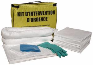 Kit de sécurité anti-pollution hydrocarbures 45L IMS 951