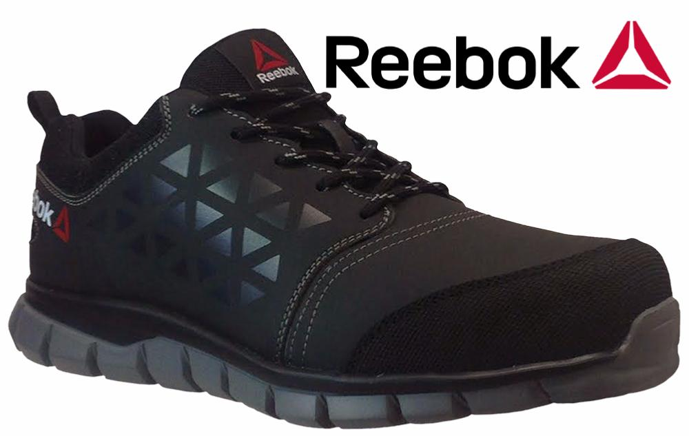 chaussures de s curit basses reebok semelle anatomique. Black Bedroom Furniture Sets. Home Design Ideas
