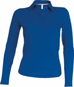 Polo Smoothie Manches Longues FEMME IMS46FL