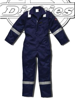 Combinaison de travail Pyrovatex FIRECHIEF Dickies IMS 42FC