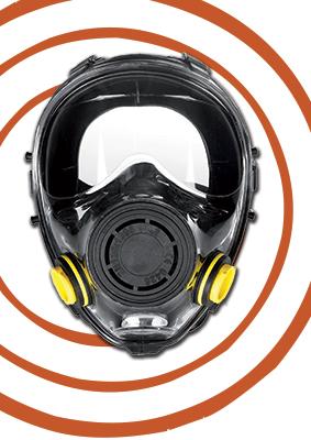 masque respiratoire integral