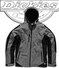 veste de travail softshell Dickies bicolore