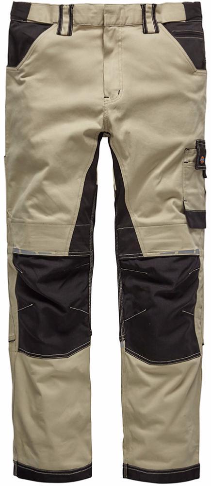 pantalon de travail premium de dickies en coton. Black Bedroom Furniture Sets. Home Design Ideas