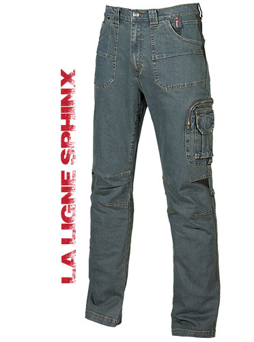 Jeans de travail TRAFFIC IMS 43TR